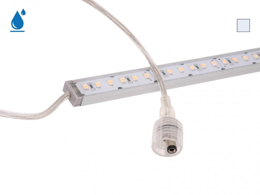 0,5m LED Leiste kaltweiß 24Vdc 4,8W 310lm 60LEDs IP65