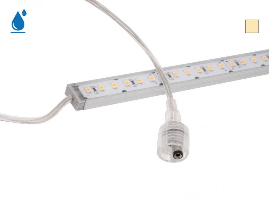 0,5m LED Leiste warmweiß 24Vdc 4,8W 260lm 60LEDs IP65
