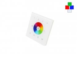 TRELIGHT Vega RGB(W) Funk Wandsteuerung weiß