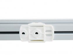 TRENOVA -Classic 60- LED Aluminium Leiste rot 12Vdc, 60LEDs/m, ca.12W/m