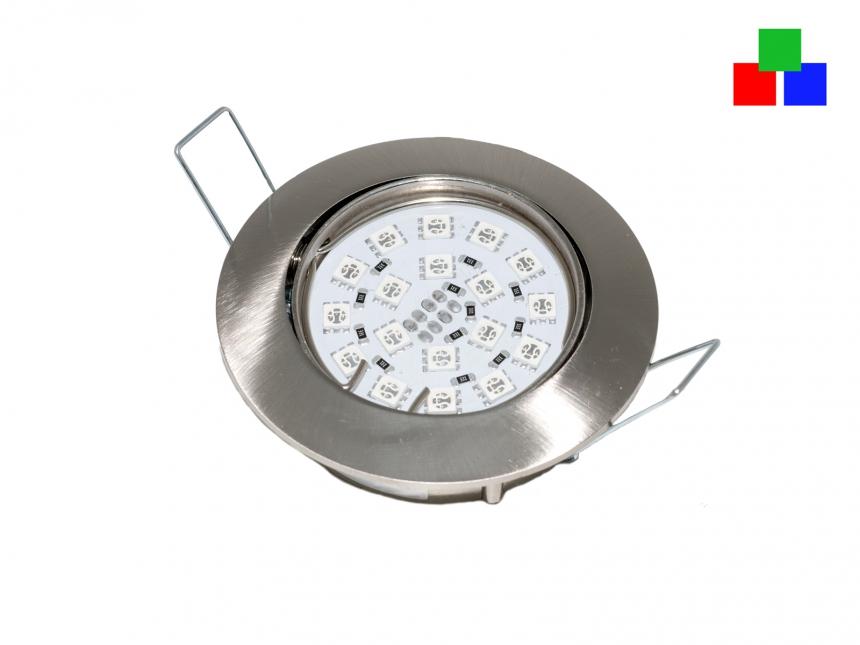 LED Platine RGB gem. Plus für Deckeneinbau 24Vdc IP65