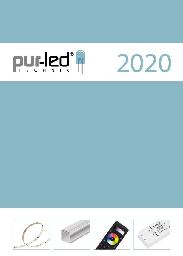 PUR LED Katalog 2020
